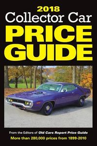 Collector Car Price Guide 2018