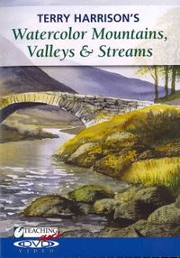 Terry Harrison's Watercolor Mountains, Valleys & Streams