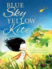 Blue Sky Yellow Kite