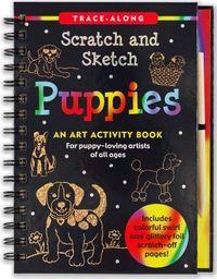 Scratch & Sketch Puppies