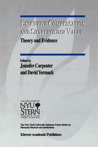 Executive Compensation and Shareholder Value