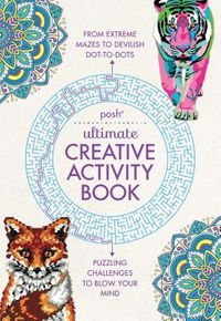 Posh Ultimate Creative Activity Book