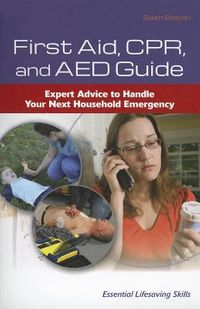 First Aid, CPR, and AED Guide
