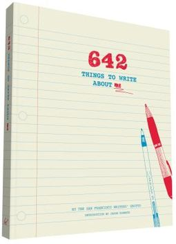 642 Things to Write About Me