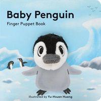 Baby Penguin Finger Puppet Book