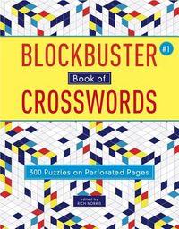 Blockbuster Book of Crosswords 1