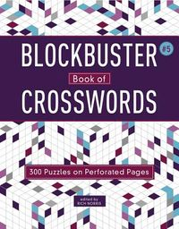 Blockbuster Book of Crosswords