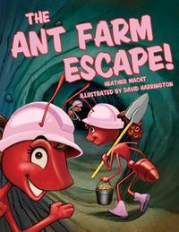 The Ant Farm Escape!