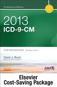 ICD-9-CM, for Physicians, Vol. 1 & 2, 2013  + HCPCS Level II 2013 + CPT Current Procedural Terminology 2013