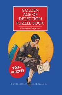 Golden Age of Detection Puzzle Book