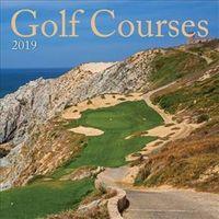 Golf Courses 2019 Calendar