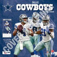Dallas Cowboys 2019 Calendar