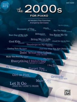 Greatest Hits the 2000s for Piano