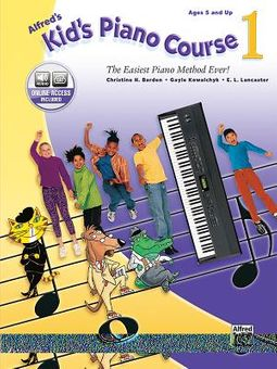 Alfred's Kid's Piano Course