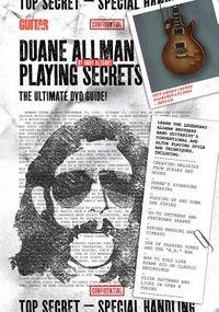 Duane Allman Playing Secrets