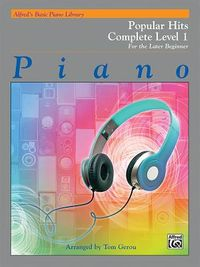 Alfred's Basic Piano Library Popular Hits Complete