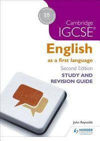 Cambridge Igcse English First Language Study & Revision Guide