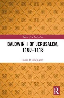 Baldwin I of Jerusalem, 1100-1118