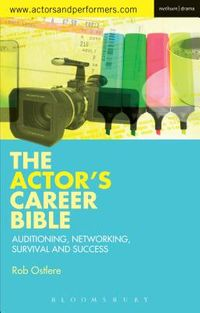 The Actor's Career Bible