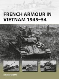 French Armour in Vietnam, 1945-54