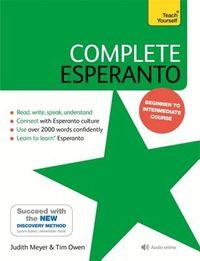 Teach Yourself Complete Esperanto