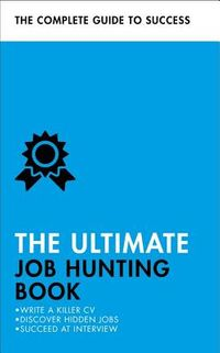 Teaching Yourself The Ultimate Job Hunting Book