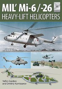 Mi-1, Mi-6 and Mi-26