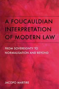 A Foucauldian Interpretation of Modern Law