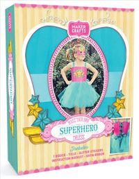 Make Your Own Superhero Dress