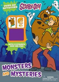 Scooby-Doo Monsters and Mysteries