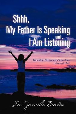 Shhh, My Father Is Speaking and I Am Listening
