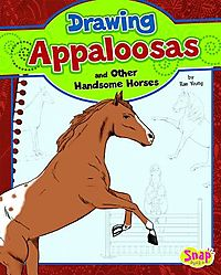 Drawing Appaloosas and Other Handsome Horses