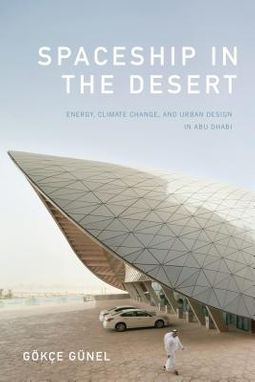 Spaceship in the Desert