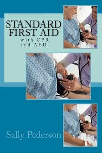 Standard First Aid With CPR and AED