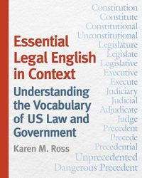 Essential Legal English in Context