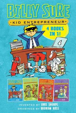 Billy Sure Kid Entrepreneur 4 Books in 1
