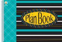 Black, White & Bold Plan Book