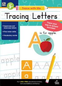 Tracing Letters Ages 3+