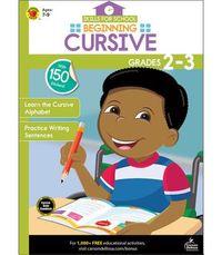 Beginning Cursive, Grades 2-3