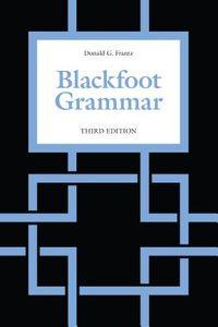 Blackfoot Grammar