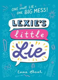 Lexie's Little Lie