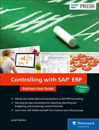 Controlling With Sap Erp - Business User Guide