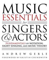 Music Essentials for Singers and Actors