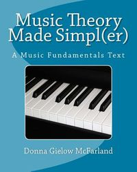 Music Theory Made Simpler