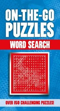On-the-Go Puzzles Word Search