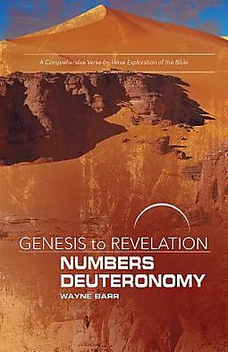 Numbers, Deuteronomy Participant Book