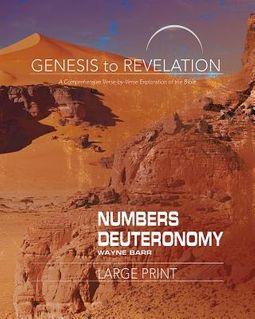 Numbers, Deuteronomy Participant Book