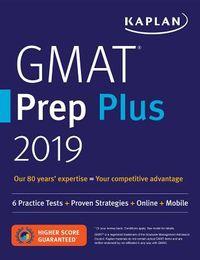 Kaplan Gmat Prep Plus 2019