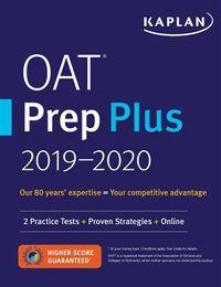 Kaplan OAT Prep Plus 2019-2020