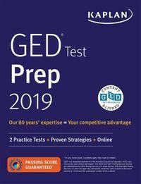 Kaplan Ged Test Prep 2019